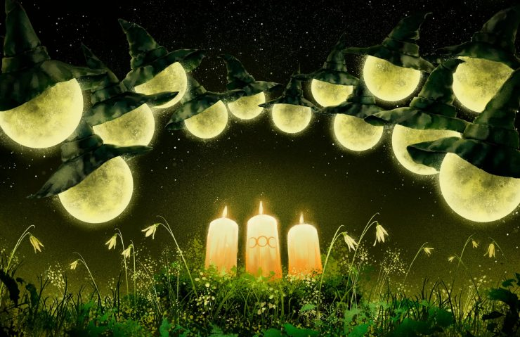 Celebrating Imbolc with Your Covenweb