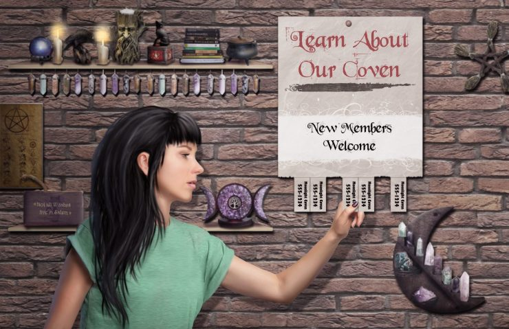 Growing Your Coven Membership